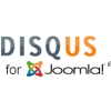 disqus for joomla logo