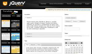 themes jQuery UI