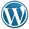 wordpress лого