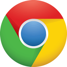 google chrome лого