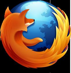 mozilla firefox лого