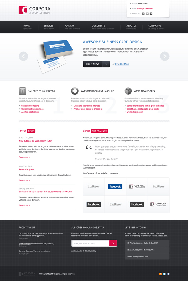 Профессиональный веб дизайн