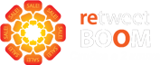 retweetboom logo