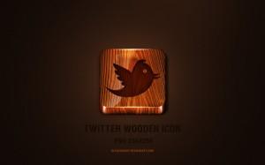 иконка твиттер дерево