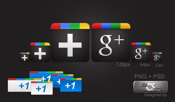Google+ иконка