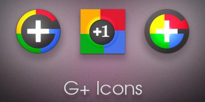 G+ иконка