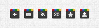 Google+ favicon