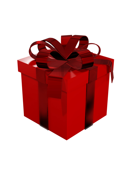подарок клипарт