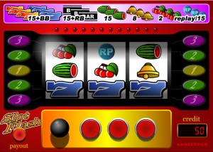 Азартные игры онлайн: игровые автоматы