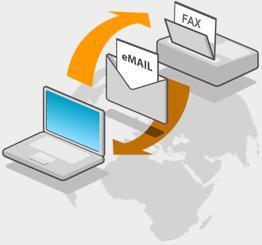 Email-факс и web – факс