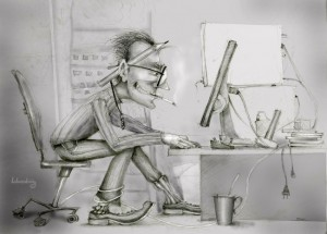 Роботы в интернете