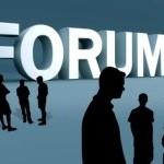 Как создать форум?